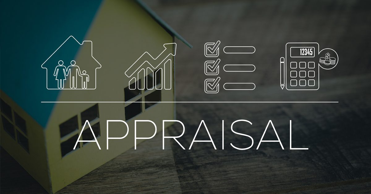 fha appraisal requirements
