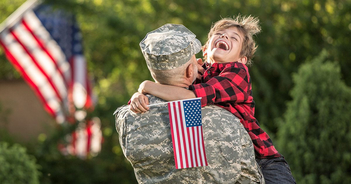 VA Interest Rates For Military Home Buyers