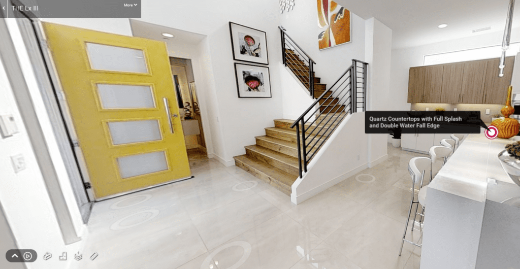 virtual home tours with matterport