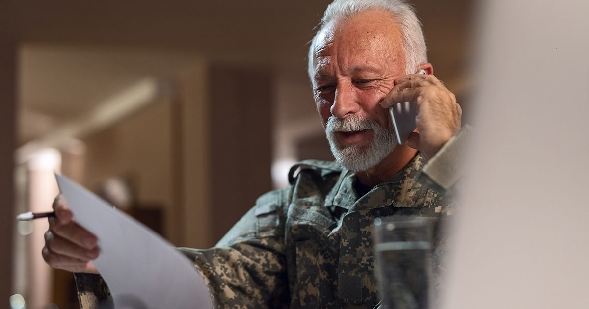 Buying A Home After Military Retirement