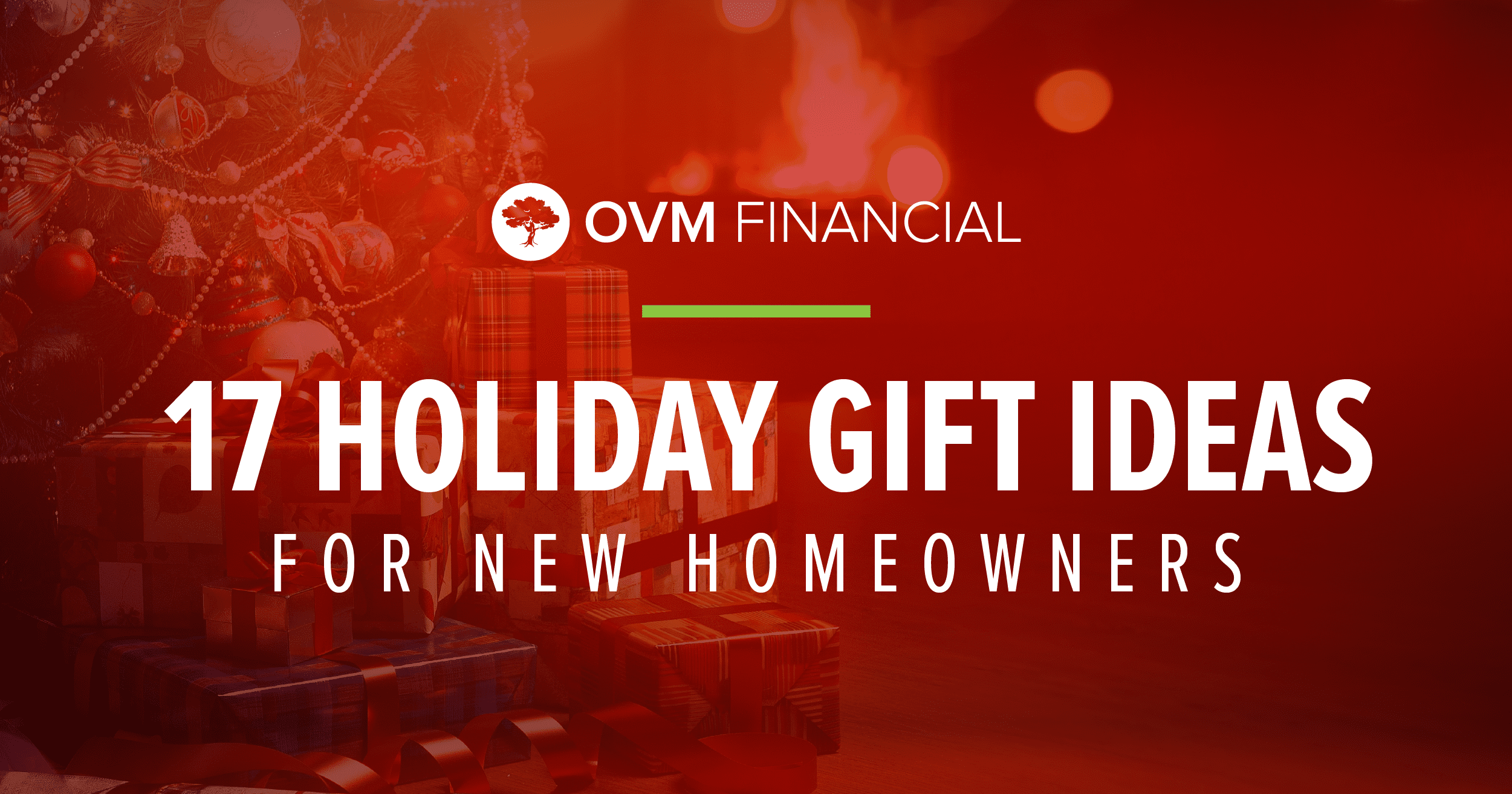 Holiday Gift Guide For Homeowners