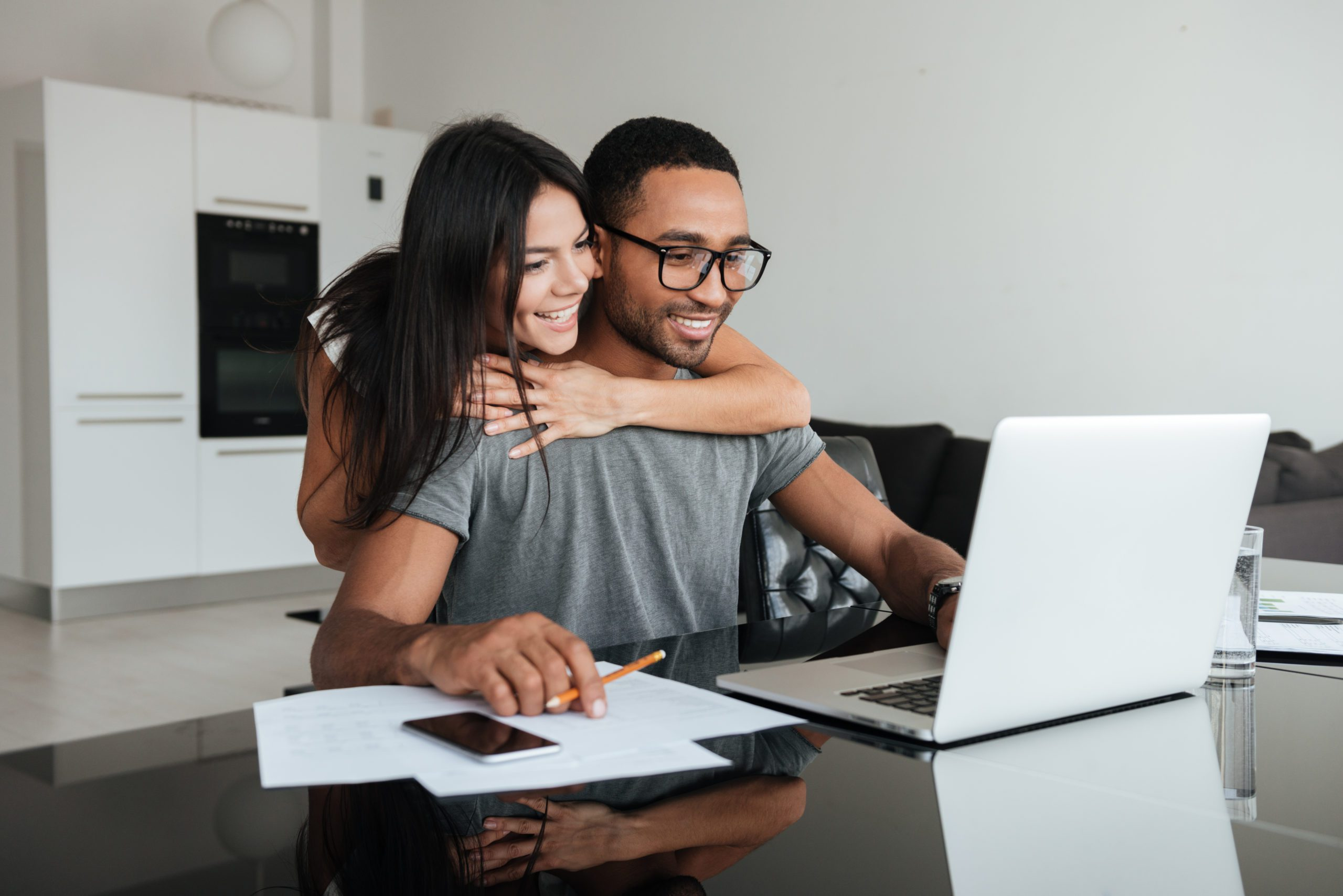 buying a home as an unmarried couple