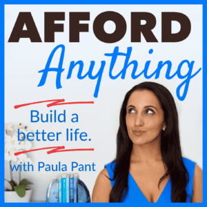 Afford Anything Podcast Art